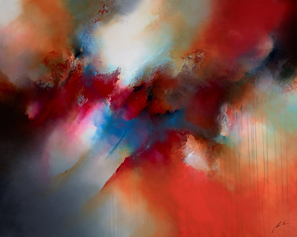 Dreams in the Making by simon kenny -  sized 60x48 inches. Available from Whitewall Galleries